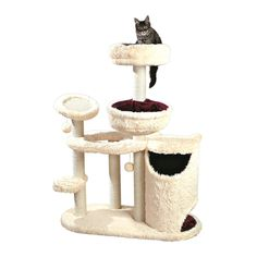 Trixie Pet Products Marta Cat Playground *** For more information, visit now(This is an affiliate link and I receive a commission for the sales) : Cat Condo Tree Tower