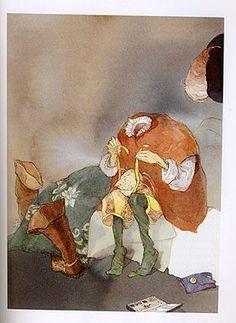 Illustration Lisbeth Zwerber
