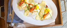 Lobster Eggs Benedict | novascotia.com