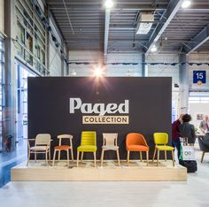 Paged na Targach Meble Polska 2016 - PLN Design