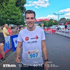 Anzeige - Einfach nur geil! Bei bestem Wetter wurde heute der Stadtlauf in Nortorf gerockt  Gleich geht es auch schon wieder zurück nach Hamburg denn morgen heißt es wieder: Hella Halbmarathon  - - -#laufen #asicsfrontrunner #running #run #instarunners #welovehh #timetorun #loverunning #fitnessmotivation #happyrunners #runner #imoveme #laufenmachtglücklich #hellahalbmarathon #runnerslife #runtastic #tiderunnershh #hardlopen #hamburg #togetherwecan #irun #löpning #flooorrriiimotiviert…