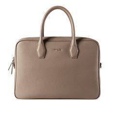 Business Bag || colour: stone || CHI CHI FAN Hamburg Chi Chi, Unisex, Kate Spade, Laptop, Business, Colour Stone, Handbags, Brown, Hamburg