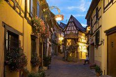 Eguisheim, Francia - Los pueblos de cuento más bonitos del mundo