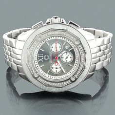 This Centorum Mens Diamond Watch - Falcon Model - at www.ItsHot.com