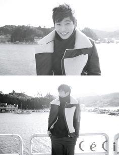 2015.01, CeCi, 2AM, Jung Jinwoon