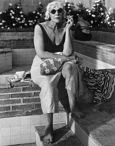 Pour Lisette Model (1901-1983), photographe américaine d'origine autrichienne…