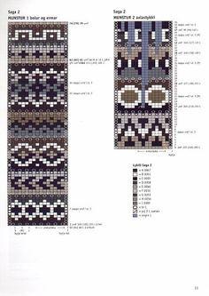 The next step in fair isle Fair Isle Knitting Patterns, Knitting Machine Patterns, Knitting Charts, Knitting Stitches, Knitting Designs, Knitting Socks, Knit Patterns, Knitting Tutorials, Free Knitting