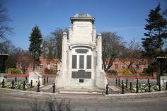 Worksop War Memorial - Nottingham