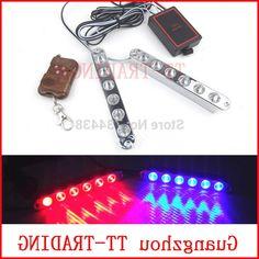 33.00$  Buy here - https://alitems.com/g/1e8d114494b01f4c715516525dc3e8/?i=5&ulp=https%3A%2F%2Fwww.aliexpress.com%2Fitem%2F2x6LED-wireless-control-car-Strobe-lights-Vehicle-warning-light-high-power-led-emergency-lights-DC-12V%2F1999597780.html - 2x6LED wireless control car Strobe lights Vehicle warning light high power led emergency lights  DC 12V RED BLUE WHITE