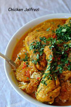 Chicken Jalfrezi 2