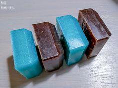 Me Naiset – Blogit | Koti Kumpulassa – Itsetehty saippua muovittomalla glitterillä, appelsiinilla ja kanelilla Koti, Glitter, Candy, Chocolate, Chocolates, Sweets, Candy Bars, Brown, Sequins
