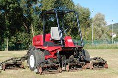 Toro Rasenmaeher Traktor günstig kaufen nur 9.800,- Euro http://www.ito-germany.de/toro-6700d-aufsitzmaeher-gebraucht-traktor-rasen #sale #maeher #rasenmaeher #traktor #tractor #rasen #baugeraete #lawnmower #mower #toro #6700d