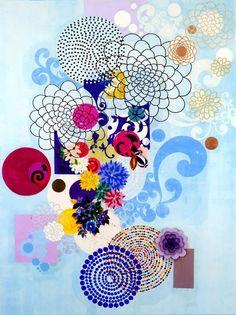 Stephen Friedman Gallery - 2005 - BEATRIZ MILHAZES - JOÁ