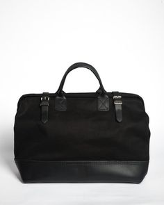 • Total American-made stealth in a cool tool bag tote