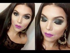 Maquiagem Marcante para Festas - YouTube