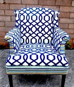 Shawna Robinson chair, really cool background story too