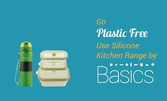 """Use silicone kitchen products by """"BASICS by kitchengossips"""""""