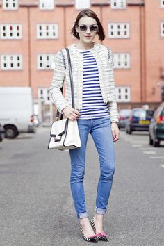 """Tory Burch Jackets, Hudson Jeans, JCrew Ts, Shirts, Kate Spade Accessories 