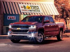 2016 Chevrolet Silverado will be available in three trim levels