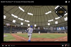 MLB® The Show™ 16 Toronto #19 Kevin Pillar [HR]