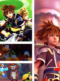 mine kingdom hearts kh sora riku roxas Kairi goofy Namine donald kh2 Kingdom Hearts 2 Axel Xion khe