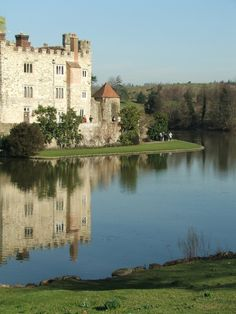 Leeds Castle, Maidstone, UK