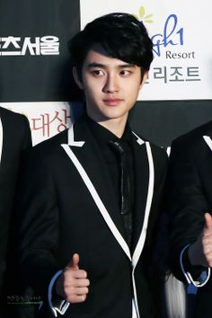 The handsome, talented, AMAZING Do Kyungsoo
