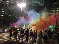 lgbt, rainbow, and pride Bild Jean Valjean, Gay Aesthetic, Crying Aesthetic, Rainbow Aesthetic, Pride Parade, Gay Pride, We Heart It, Normal Heart, Instagram
