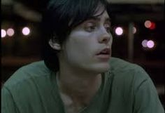 Jared Leto as Harry Golfarb in Requiem for a dream, Darren Aronofsky (2000)