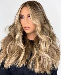 Balayage Hair Brunette With Blonde, Fall Blonde Hair, Blonde Hair Looks, Balage Hair, Hair Color Guide, Truss Hair, Dramatic Hair, Honey Hair, Hair Flip