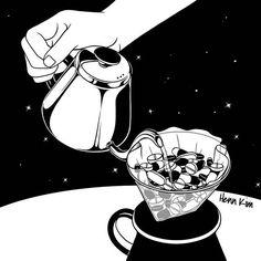 Drip to Dream / 꿈을 위한 커피 ☕️