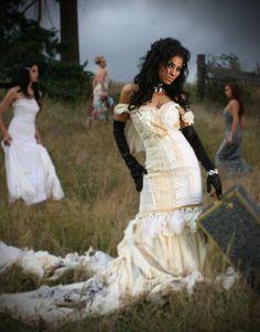steampunk gypsy