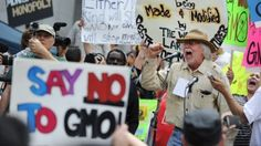 The organic industry's GMO hoax