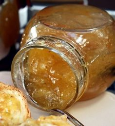 Apple and Pear Jam – Food Recipes Pear Jelly Recipes, Orange Recipes, Fruit Recipes, Apple Recipes, Sweet Recipes, Apple Jelly, Apple Jam, Pear Jam, Jam And Jelly