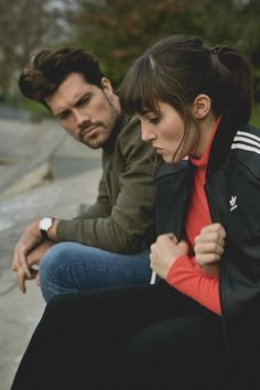 Anthony and Josephine - OH WONDER. Two of my favourite people. Brendon Urie, Green Day, Eminem, Music Is Life, My Music, Film Theory, The Band Perry, Artist Quotes, September