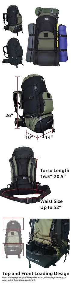 Other Camping Hiking Backpacks 36109: New!80L Military Tactical ...