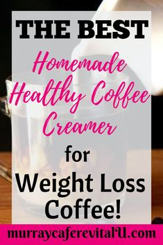 revital U Weight Loss Coffee just got a whole lot healthier! Boost your metabolism with this homemade coffee creamer with this recipe that teaches you how to make a healthy coffee creamer for your revital U Smart Coffee.