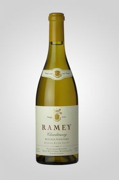 This delicious Chardonnay from Ramey Wine Cellars is our WINE of the WEEK!  $50 #wine #chardonnay #napa