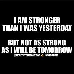 I need to repeat this every day.  #slowprogress #impatient