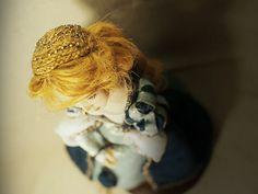 Beatrice. Handmade doll, OOAK Art Dolls, Ear, Romantic, Handmade, Fashion, Moda, Hand Made, Fashion Styles, Romance Movies