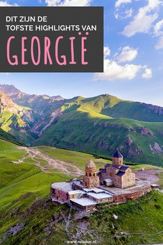 Georgie, The Good Place, Europe, Tours, Mountains, World, Hotels, Middle East, Life