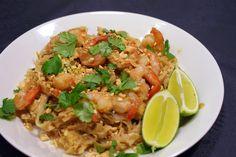 Keittotaiteilua: Pad thai