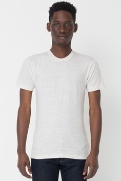 American Apparel Poly-Cotton 50/50 T-Shirt, $20 | 30 Fashionable Gifts Under $100 That Every Guy Needs