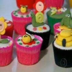 Receita de Cupcakes do Jornal Hoje