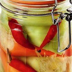 Canning, Vegetables, Food, Image, Art, Red Peppers, Art Background, Essen, Kunst
