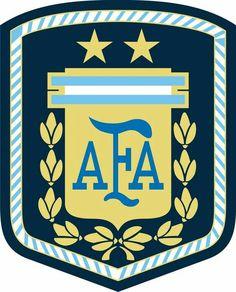 Argentina crest. Argentina Logo, Rugby, Fifa, Soccer Kits, Nike Football, Crests, Atari Logo, Messi, Premier League