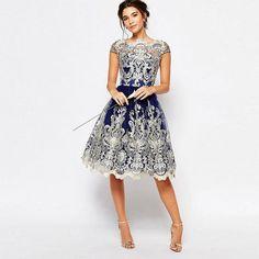 Modest Cocktail Dresses