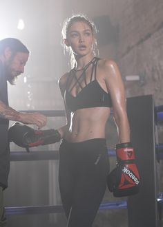 Gigi Hadid Diet and Exercise Routine