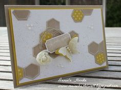 That's the Ticket, Elegant Butterfly, Honeycomb folder