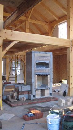 Finnish Masonry Heater